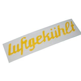 Deutz 3006 Aufkleber Emblem Sticker Haubenaufkleber Schriftzug Weiss